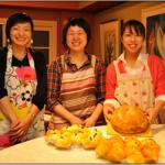 アブナイ夜会に川村裕子パン講師が出演!教室の場所や名前や金額は?