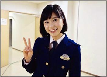 芳根京子Instagram写真