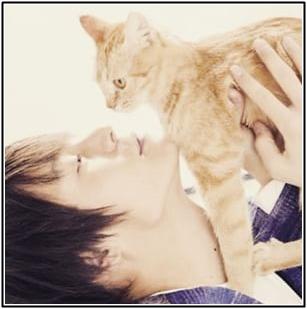 猫と窪田正孝