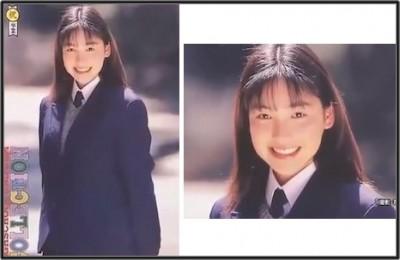 麻生久美子制服